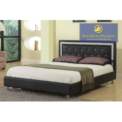 320 Upholstered Bed