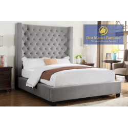 YY128 Upholstered Bed