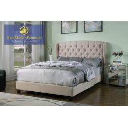 YY130 Upholstered Bed