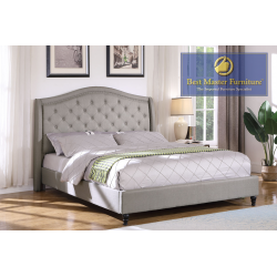 YY131 Upholstered Bed