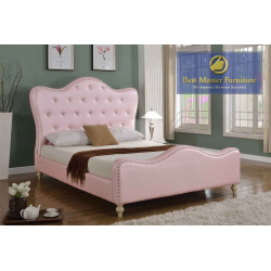 YY15073 Upholstered Bed