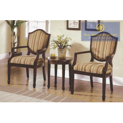 KF0026 Accent Chair Set