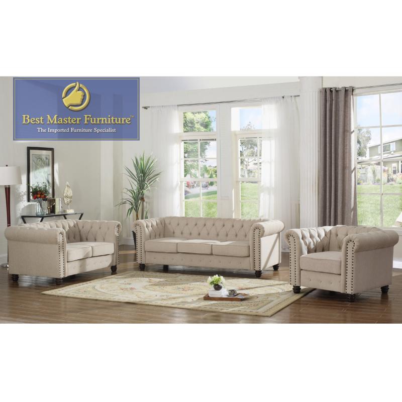 YS001 Sofa Set | Best Master Furniture