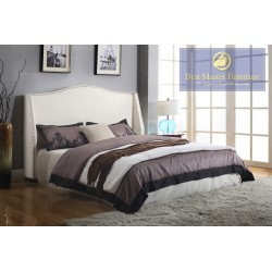 386 Upholstered Bed