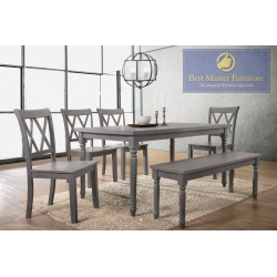 Paige Transitional Dining Set