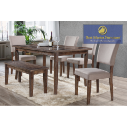 Mindy Transitional Dining Set