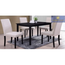 WA1200 Transitional Dining Set