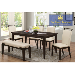 WA1810 Transitional Dining Set